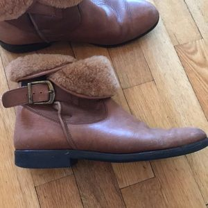 Vintage Bally Boots